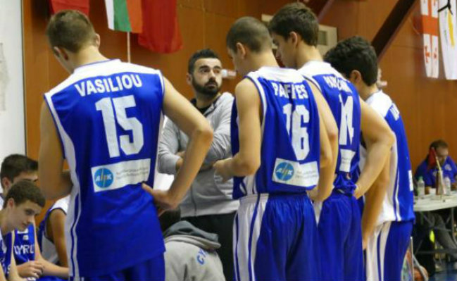 Κ16 με Ελλάδα